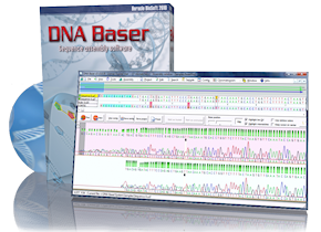 Download-DNA sequence analysis and assembly software
